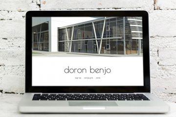 אתר – Doron Benjo